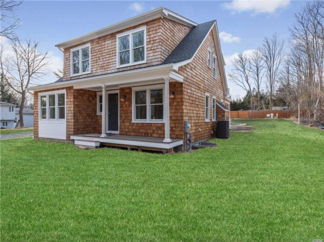 4 BR,  3.50 BTH  Cape style home in Southold